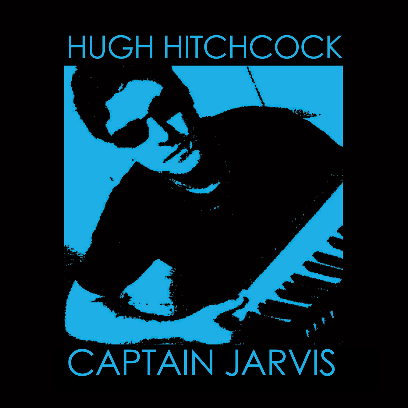 New Electric Jazz Funk Release Captain Jarvis by Hugh Hitchcock on Funkatology Records